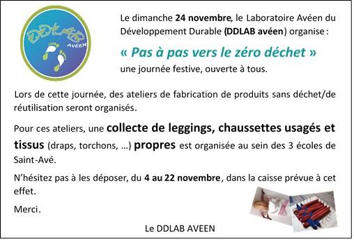 collecte leggings