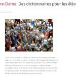Des dictionnaires pour les élèves