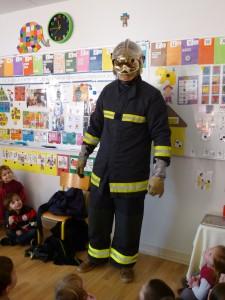 Protégé: Tad Timothé a zo pomper-Le papa de Timothé est pompier