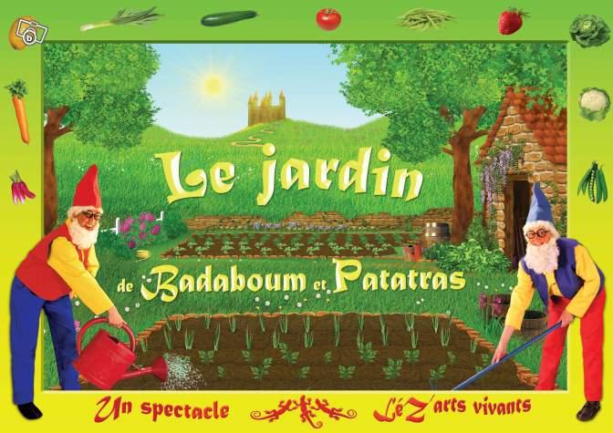Protégé: Jardrin Badaboum ha Patatras/Le jardin de Badaboum et Patatras
