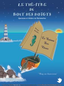 Protégé: An arvest margodennoù « Bag an hunvreoù »/Le spectacle de marionnettes « Le bateau des rêves »