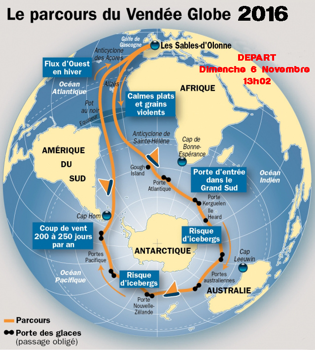vendee-globe-2016-parcours