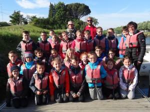 Protégé: La sixième séance d'aviron des CM1 de Maryse