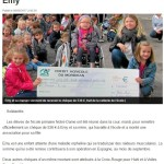 Croque la vie pour Emy