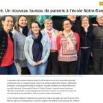 Un nouveau bureau de parents à l'APEL