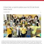 Un permis piéton pour les CE2